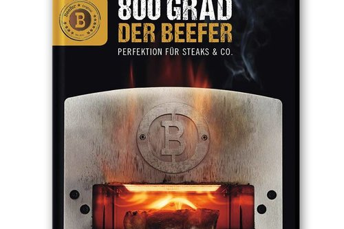 Beefer ® Original Kookboek 800 Graden Der Beefer