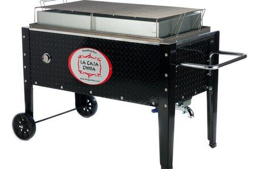 "La Caja China SP-300DP roasting box ""Black"""