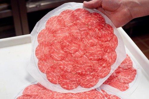 Wagyu Beef Wagyu Carpaccio (5 x 80 gram)