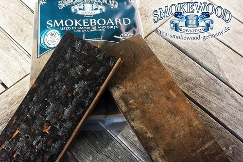 Smokewood Single Malt Whiskey Smokeboard