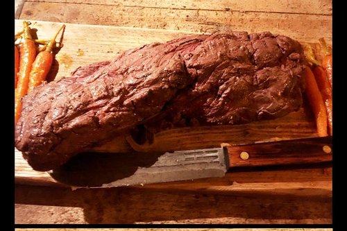 BeefEx Black Angus Beef - Graan gevoerd Ossenhaas - Runderhaas