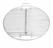 Pit Barrel Cooker Co. Hinged Grill Grate - RVS rooster met luik