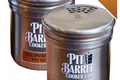 Pit Barrel Cooker Co. Rub shaker set - kruidenbusjes