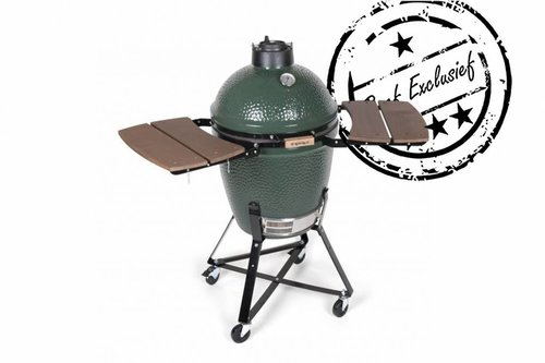 Big Green Egg Big Green Egg Medium met onderstel en werktafels