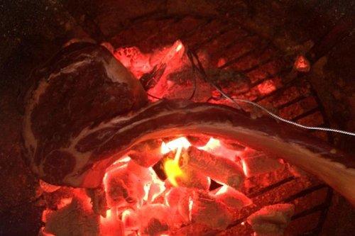 Tomahawk steak - graan gevoerd