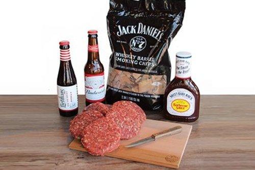 Kerstpakketten - Burger Rook Pakket