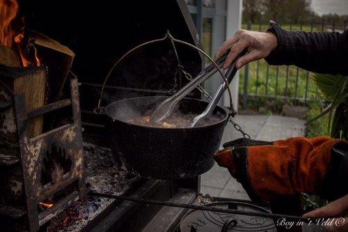 Dutch Oven workshop