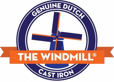 The Windmill - genuine dutch cast iron