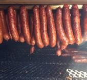 JC smoked sausage - Jalapeño cheddar worst