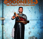 Smokey Goodness 3 - Het bigger better BBQ boek