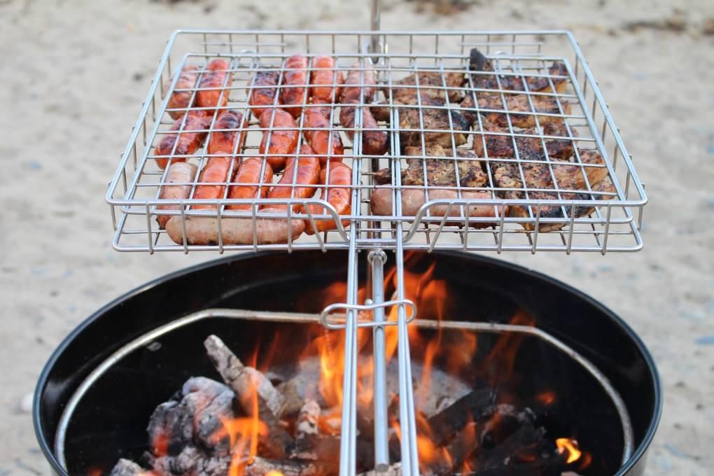 Home Fires Braai Flip 'N Grate Large