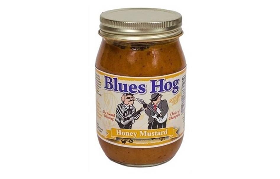 Blues Hog Honey mustard saus 473 gram