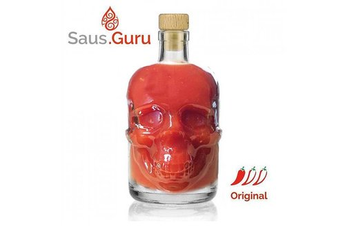 Saus.Guru Skull Sauce - Original