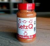 LetzQ Chicken rub