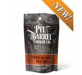 Pit Barrel Cooker Co. Beef and Game pit rub