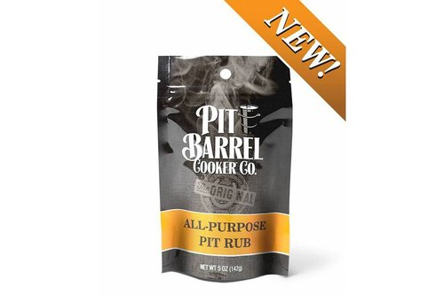 Pit Barrel Cooker Co. All purpose pit rub