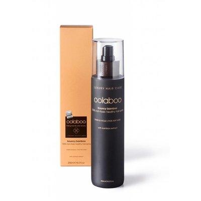 BOUNCY BAMBOO 100% non-toxic healthy hair spray - 250 ml