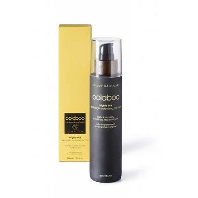 MIGHTY RICE lightweight volumizing hair bath - 250 ml
