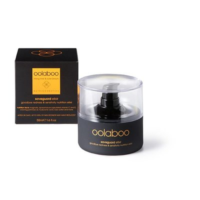 SAVEGUARD goodbye redness & sensitivity nutrition elixir - 50 ml