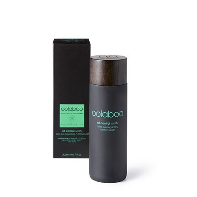 OIL CONTROL 1 step skin regulating nutrition wash - 200 ml