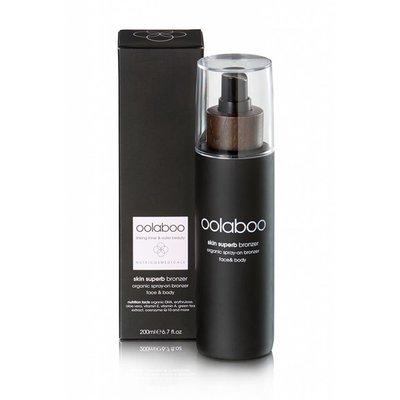 SKIN SUPERB organic spray-on bronzer - 200 ml