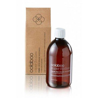 fresh organic mouthwash - 500 ml