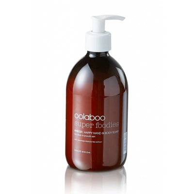 HHB|05: happy hand & body soap - 500 ml
