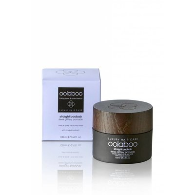 STRAIGHT BAOBAB sleek glittery pomade - 100 ml