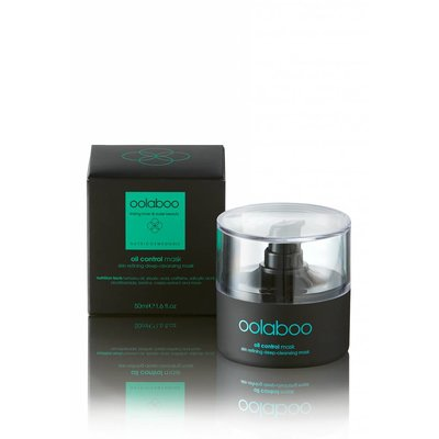 OIL CONTROL skin refining deep-cleansing mask - 50 ml