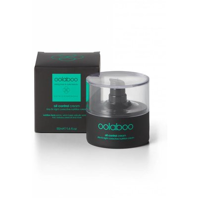 OIL CONTROL day & night corrective cream - 50 ml