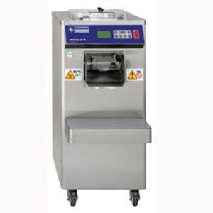 Diamond Pasteurisiermaschine kombiniert mit Eiscrememaschine 35 Liter/Std., Wasserkondensator