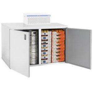 Diamond Szafa chłodnicza - 2 drzwiowa - 1060x730xh1060 - 720 litrów