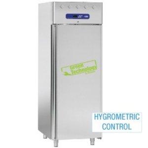 Diamond Ventilated refrigerator 850 liters, 1 door, 40x EN 600x400 (or) 20x EN 600x400