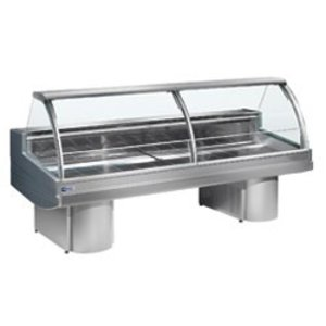 Diamond Refrigerated display counter - static refrigeration
