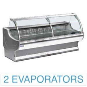 Diamond Lada chłodnicza | +4°+6° | 3000x1100xh1270