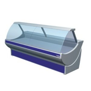 Diamond Kühltheke mit dem Magazin | 2 ° + 4 ° + | 1350x1110x1306