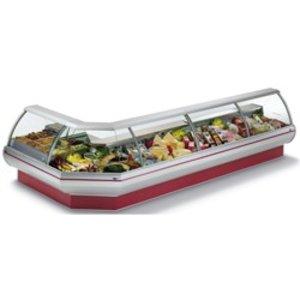 Diamond Lada chłodnicza z magazynem   +2°+4°  2590x1130x1300