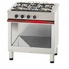 Cookers open frame