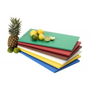 Saro Polyethylene cutting board - 50x30 cm | 6 Colors
