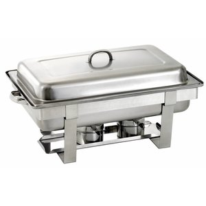 Saro Chafing Dish Compleet - UNIVERSEEL - 1/1 Gastronorm