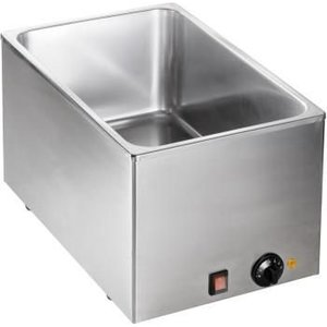 Saro Au Bain Marie - 1/1 Gastronorm - Made in Europe