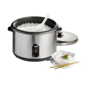 Saro Electric pot of rice with the function of maintaining a temperature of stainless steel | 4.2 L | 230 V