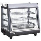 Saro Warmhoud vitrine 96 liter Model ELIAS