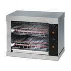 Saro Broodrooster met kwarts heater timerfunctie   440x260x250 mm