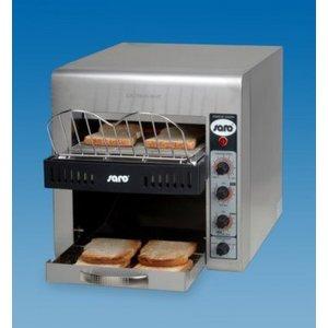 Saro Toaster Gürtel | Quarzstrahler | 370x580x400 mm | 230 V