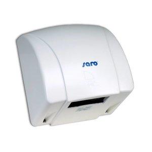 Saro Basic handdroger - aluminium | 12-15 sec | 1500W