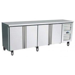 Saro Stół chłodniczy - 4 drzwiowy | +2° do +10°C