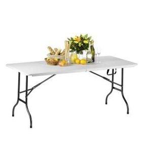 Saro Składane stoły PARTY - 183cm - maks. 100kg
