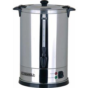 Casselin Doppelwandige Percolator 8,8L - 62/70 Tassen - Kaffeemaschine