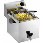 Saro Fryer with a tap drain | 8L